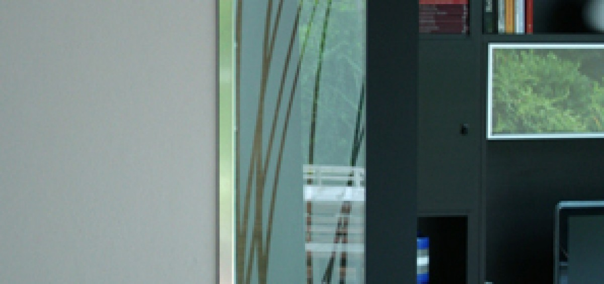 Cloisons en verre 1 353 20 for Comcloison verre atelier