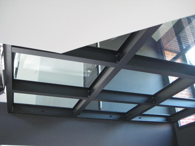 dalles de sol passerelles atelier du verre cr ations. Black Bedroom Furniture Sets. Home Design Ideas