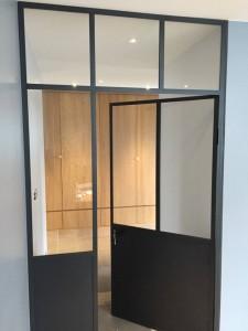 Fenêtre type Atelier d'artiste